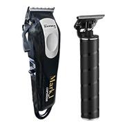 Combo Maquina Para Corte De Cabello Buy Barber Kaix4/mark1