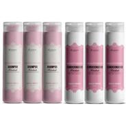 Kit Shampoo Argilotherapy E Condicionadores  All Nature