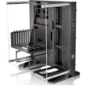 Gabinete Thermaltake Core P3 Black Wall Mount Transparente