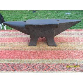 Lindo Antiguo Yunque Bigornia De 30 Kg 1898, Sano
