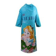 Cobertor Com Mangas Disney Alice 160x130cm 10070592