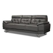 Sofa De Piel - Dublin - Conforto Muebles