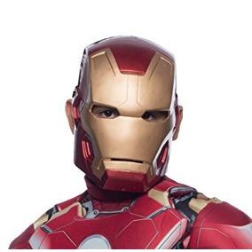 Juego Rubíes Vengadores 2 Iron Man Máscara-niño