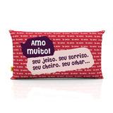 10 Travesseiro Almofada Lembrancinha 40x20 Dia Dos Namorados