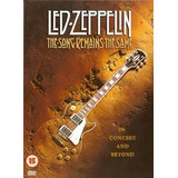 Led Zeppelin The Song Remains The Same Dvd 100%original 2000