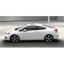Honda Civic Si 2016 2015 2014 Spoiler Modelo Oficial Agencia
