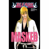 Libro De Bleach Masked Official Character Book 2 - Nuevo *r1