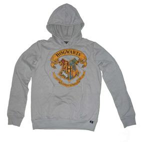 Harry Potter Hogwarts Escudo Sudadera Dama Toxic Original