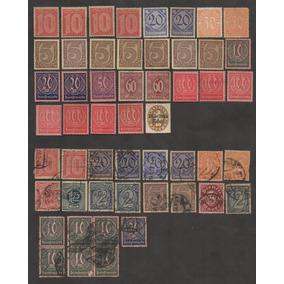 Grc182 - Coleção Alemanha Reich 1923 - 1935 Lote Vc 360 Eu