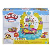Play-doh Galletas Divertidas Set Comiditas Envio Full (4626)