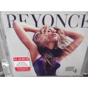 Beyonce 4 Deluxe Cd Nuevo Sellado