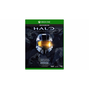 Halo The Master Chief Collection Xbox One Fisico Gamebox