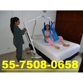 Grua Enfermos Medica Con Arnes Nueva Discapacidad Traslado