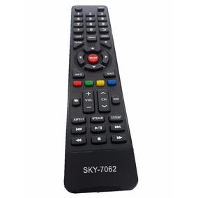 Controle Remoto Tv Philco Lcd Led