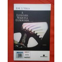 Livro A Estranha Máquina Extraviada Jose J Veiga-seminovo