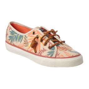 Zapatos Top Sider Sperry De Dama Originales 100%