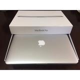 Macbook Pro 13 Retina 2015 128 Ssd 2.7ghz I5 8 Ram158 Ciclos