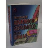 Panorama Histórico Geográfico De La Biblia. Calderón