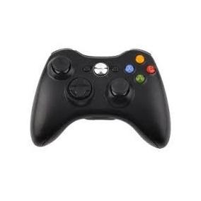 Controle Microsoft Xbox 360 Sem Fio Original Promocao Novo