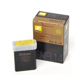 Bateria Nikon En-el14 D3100, D3200, D330, D5200, D5100