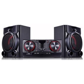 Mini System Lg X Boom Rms Bluetooth 810w Cj65