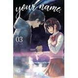 Your Name - Coleção Em 3 Volumes - Jbc