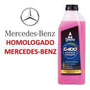 Tirreno G400 Rosa Concentrado Homologado Na Mercedes-benz
