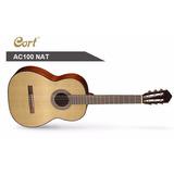 Excelente Guitarra Cort Ac100 Guitarra Clasica Nylon