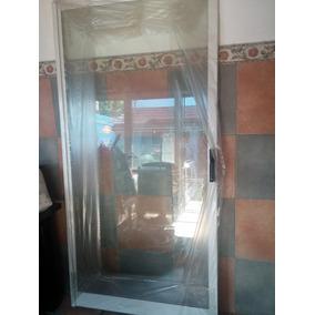 Puerta Balcon Modena 2 Dvh 210 X 200 / Mosquitero + Reja