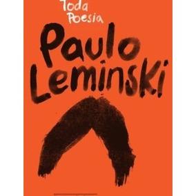 Livro - Toda Poesia Paulo Leminski