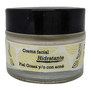 Crema Facial Piel Grasa Natural Hidrata - mL a $500