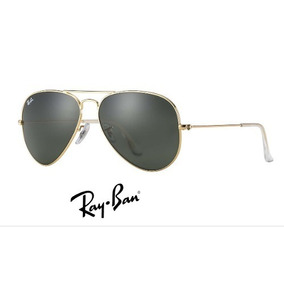 Ray Ban Aviador Lente Cristal Original - Óculos De Sol no Mercado ... ebdc2f83e5