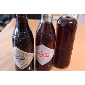 Botellas Coca Cola Vintage Edicion Limitada