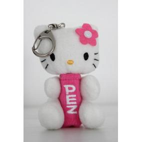 Hello Kitty Pez Expendedor De Dulces Llavero