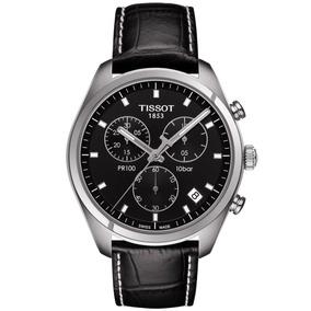 Reloj Tissot Pr 100 Cronógrafo Original T1014171605100