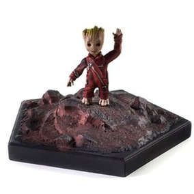 Estátua Baby Groot 1/10 - Exclusivo Ccxp 2017 - Iron Studios