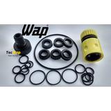 Kit Reparos Bomba + Engate Rapido Electrolux Wap Mini Antiga