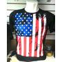 Camisa Bandeira Dos Estados Unidos Eua/usa