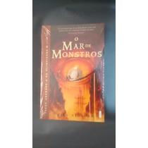 O Mar De Monstros Percy Jackson Os Olimpianos Livro 2