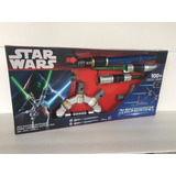 Star Wars Bladebuilders Jedi Master Lightsaber Espada Nuevo