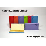 Agendas De Bolsillo