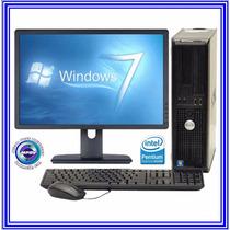 Computadora Completa Dual Core 2.6gh 2g Ram Garantía 3 Meses