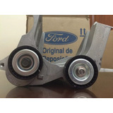 Tensor Con Polea Y Base Ford Fiesta, Ka, Ecosport, 1.6 Fg