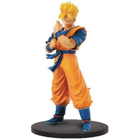 Boneco Colecionável Dragon Ball Z Super Saiyan Son Gohan