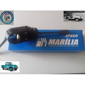 Chave De Seta Jeep Willys / Rural / F75 - Com Buzina