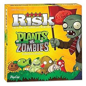 Juego Riesgo Plants Vs. Zombies