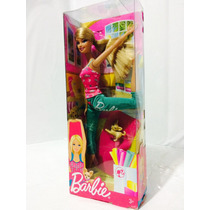 Barbie Con Mascota! Mattel! Original! Nuevo!