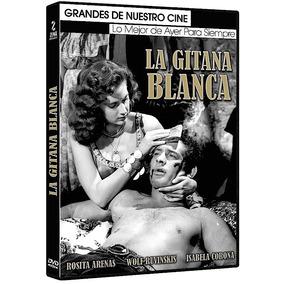 La Gitana Blanca Pelicula Mexicana Dvd
