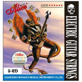Cuerda Sol 3era Para Guitarra Eléctrica Alice