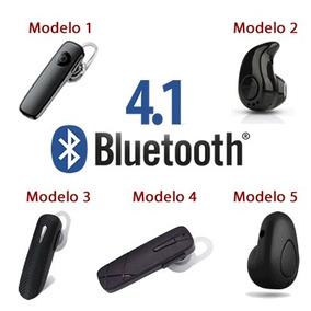 Manos Libres Bluetooth Inalambrico Auricular Para Celular